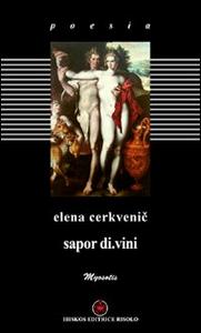 Libro Sapor di.vini Elena Cerkvenic