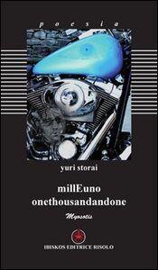 Foto Cover di MillEuno-OnethousandAndone, Libro di Yuri Storai, edito da Ibiskos Editrice Risolo
