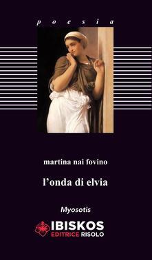 L' onda di elvia - Martina Nai Fovino - copertina
