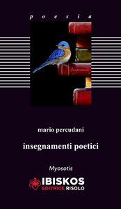Libro Insegnamenti poetici Mario Percudani