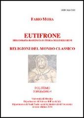 Eutifrone. Bibliografia ragionata di storia delle religioni. Religioni del mondo classico