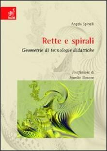 Winniearcher.com Rette e spirali. Geometrie di tecnologie didattiche Image