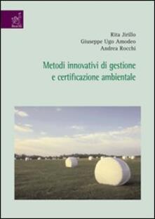 Listadelpopolo.it Metodi innovativi di gestione e certificazione ambientale Image