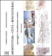 Architettura-Citta-Beni culturali. Paesaggio e insediamento storico