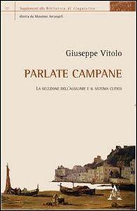 Foto Cover di Parlate campane, Libro di Giuseppe Vitolo, edito da Aracne