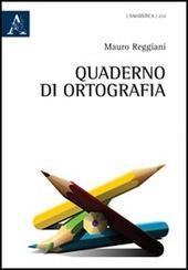 Quaderno di ortografia