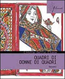 Quadri di donne di quadri - Cinzia Della Ciana - copertina