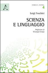 Scienza e linguaggio Foschini Luigi