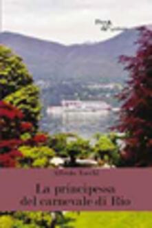 La principessa del carnevale di Rio - Alfredo Tocchi - copertina