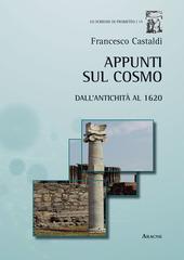Appunti sul cosmo. Dall'antichità al 1620