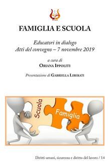 Squillogame.it Famiglia e scuola. Educatori in dialogo. Atti del Convegno (7 novembre 2019) Image