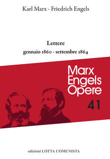Listadelpopolo.it Lettere. Gennaio 1860-settembre 1864. Vol. 41 Image