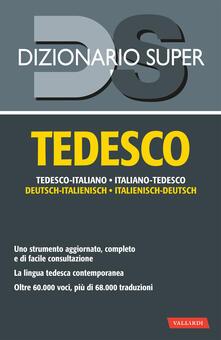Dizionario tedesco. Italiano-tedesco, tedesco-italiano.pdf