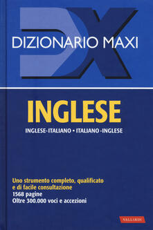 Osteriacasadimare.it Dizionario maxi. Inglese. Italiano-inglese, inglese-italiano Image