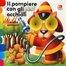 Mercatinidinataletorino.it Il pompiere con gli occhiali... e altri animali! Image