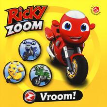 Voluntariadobaleares2014.es Vroom. Ricky Zoom. Ediz. a colori Image