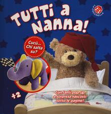 Steamcon.it Tutti a nanna! Cucù... chi salta su? Libro pop-up. Ediz. a colori Image