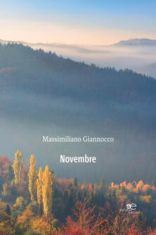 Novembre - Massimiliano Giannocco - copertina