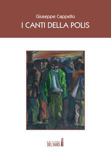 I canti della polis - Giuseppe Cappello - copertina