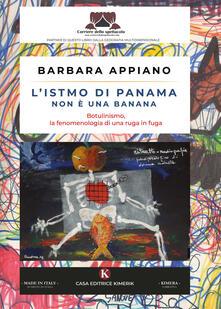 Amatigota.it L' istmo di Panama non è una banana. Botulinismo, la fenomenologia di una ruga in fuga Image