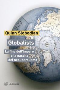 Libro Globalists Quinn Slobodian