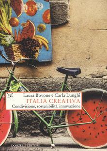 Grandtoureventi.it Italia creativa. Condivisione, sostenibilità e innovazione Image