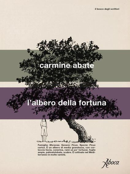 L' albero della fortuna - Carmine Abate - copertina