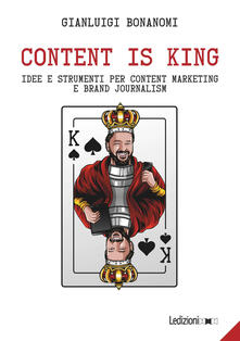 Cocktaillab.it Content is king. Idee e strumenti per content marketing e brand journalism Image