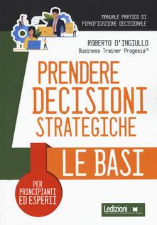 Daddyswing.es Prendere decisioni strategiche. Le basi Image