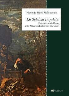 Vitalitart.it La Scienza Inquieta. Sistema e nichilismo nella «Wissenschaftslehre» di Fichte Image