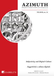 Antondemarirreguera.es Azimuth (2019). Vol. 14: Subjectivity and digital culture. Image