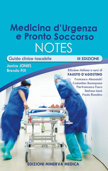Mercatinidinataletorino.it Medicina d'urgenza e pronto soccorso notes. Guida clinica tascabile Image