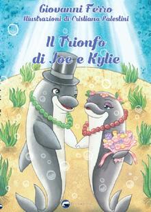 Associazionelabirinto.it Il trionfo di Joe e Kylie Image