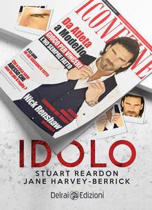 Idolo - Stuart Reardon,Jane Harvey-Berrick - copertina