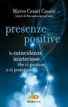 Mercatinidinataletorino.it Presenze positive. Le coincidenze misteriose che ci guidano e ci proteggono Image