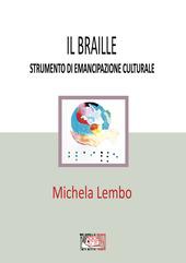 Copertina  Il Braille strumento di emancipazione culturale