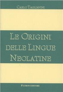Daddyswing.es Le origini delle lingue neolatine Image