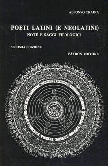 Nordestcaffeisola.it Poeti latini e neolatini. Note e saggi filologici. Vol. 1 Image