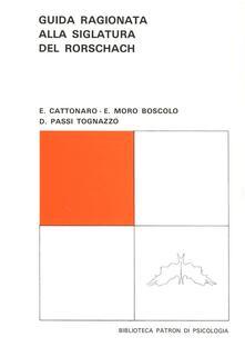Lpgcsostenible.es Guida ragionata alla siglatura del Rorschach Image