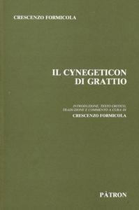 Libro Cynegeticon Grattio