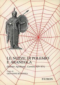 Le nozze di Polemio e Araneola - Apollinare Sidonio - copertina