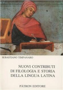 Listadelpopolo.it Contributi di filologia e storia della lingua latina Image