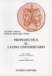 Partyperilperu.it Propedeutica al latino universitario Image