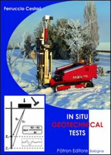 Criticalwinenotav.it In situ geotechnical tests Image
