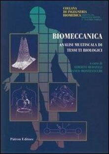 Vitalitart.it Biomeccanica. Analisi multiscelta di tessuti biologici Image