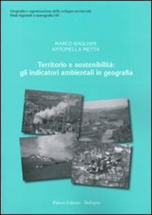 Territorio e sostenibilità. Gli indicatori ambientali in geografia.pdf