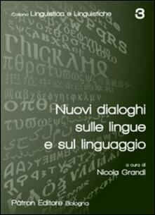 Promoartpalermo.it Nuovi dialoghi sulle lingue e sul linguaggio Image