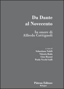 Da Dante al Novecento. In onore di Alfredo Cottignoli