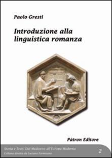 Camfeed.it Introduzione alla linguistica romanza Image