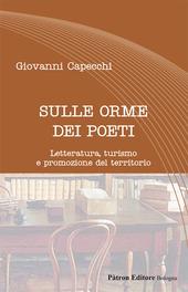 Copertina  Sulle orme dei poeti : letteratura, turismo e promozione del territorio